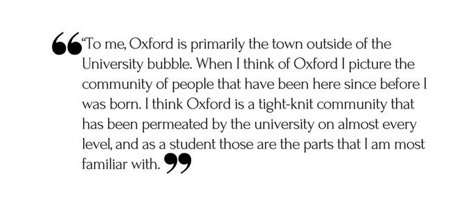 Oxford university essay example