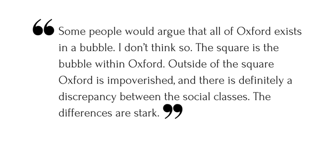 How Can So Many Students Be Invisible >> The In Vis I Ble Oxford Project Mississippi Stories